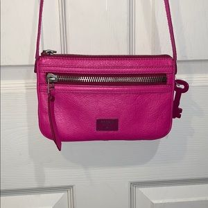 pink fossil bag💕